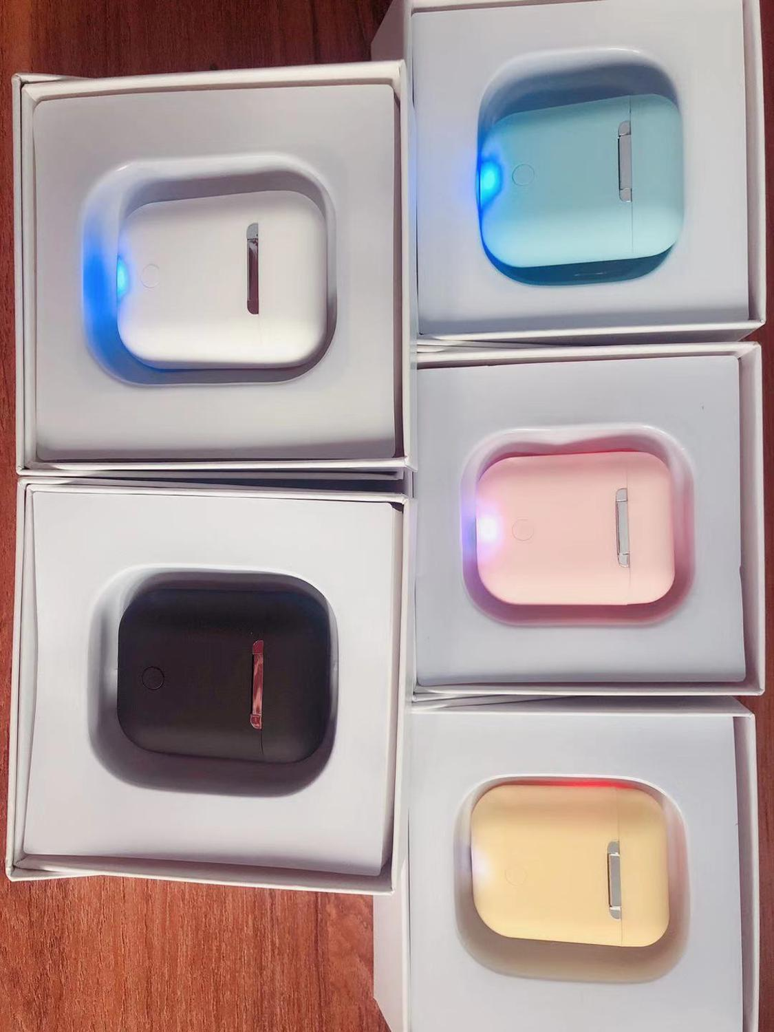 inpods 12 <font><b>i11</b></font> <font><b>tws</b></font> Wireless <font><b>Bluetooth</b></font> <font><b>5.0</b></font> Earbuds <font><b>Bluetooth</b></font> Headsets 3D Sound Cordless Headset Pk i10 i 12 <font><b>tws</b></font> i30 i60 image
