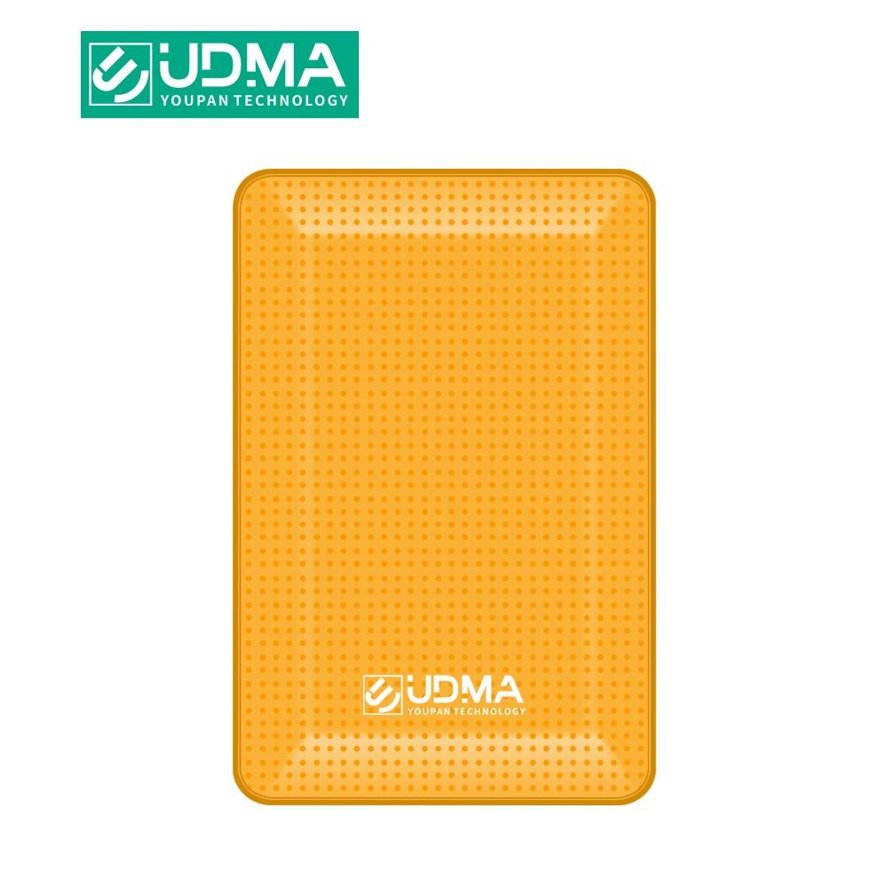 UDMA 2.5'' External Hard Drive Disk USB3.0 HDD 1TB 2TB Portable HDD Storage for PC, Mac,Tablet, Xbox, PS4,TV,TV box 4 Color