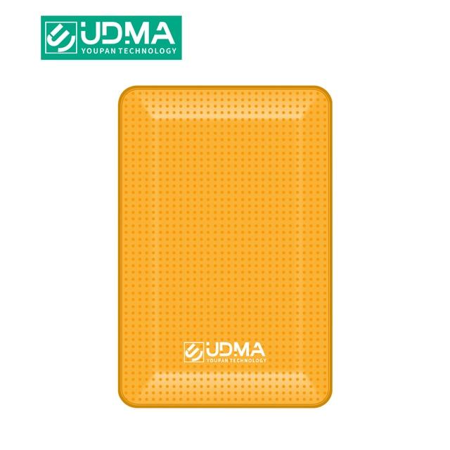UDMA 2.5 قرص صلب خارجي USB3.0 HDD 1 تيرا بايت 2 تيرا بايت تخزين HDD المحمولة للكمبيوتر ، ماك ، قرص ، إكس بوكس ، PS4 ، تلفزيون ، صندوق التلفزيون 4 لون