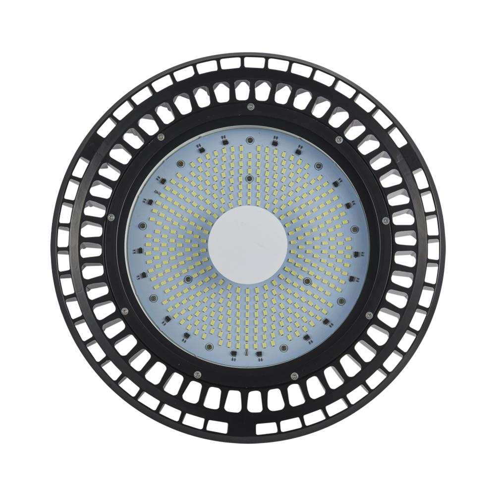 1PCS 200w UFO Led High Bay Light Fixture SMD 5730 24000 Lms 200 W Led Industrial High Bay Lighting Warehouse Lamp 220V 240V Industrial Lighting     - title=