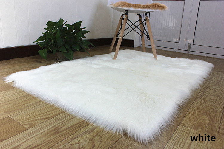 2 artificial wool large size long hair fluffy (2)