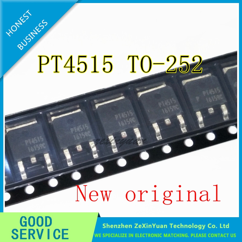 10PCS PT4515 TO-252