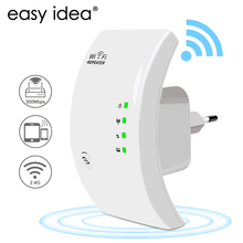 цена на 300Mbps Original Wireless-N WIFI Repeater High Quality Network Router Signal Booster Strengthen 802.11N/B/G EU/US Free Shipping