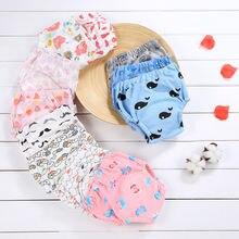 3 шт/компл/комплект Детские хлопковые подгузники многоразовые