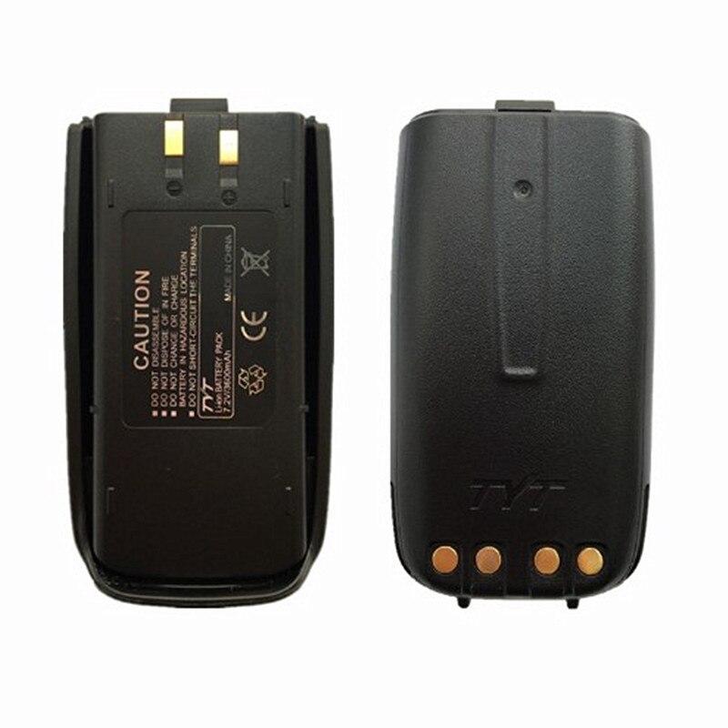 2pcs 100% Original TYT TH-UV8000D 10W Walkie Talkie 50km CB Radio Li-ion Battery Pack UV-8000D 7.2V 3600mAh UV8000D Accessories