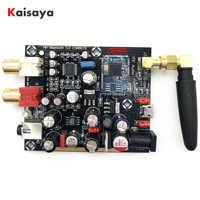 Último CSR8675 + PCM5102A LDAC Bluetooth APTX 5,0 receptor inalámbrico soporte 96K 24BIT con antena T0942