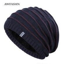 Зимняя теплая мягкая шапка унисекс, вязаная шапка, зимняя мужская шапка, хлопковая винтажная шапка для папы, Спортивная популярная Персонализированная мужская шапка