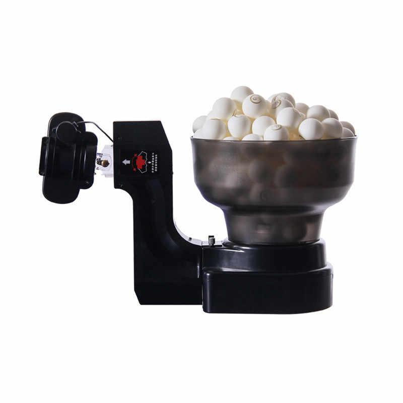 SUZ tenis stołowy Robot S101 PING PONG maszyna treningowa stół automatyczny tenisówka na 40 + piłek
