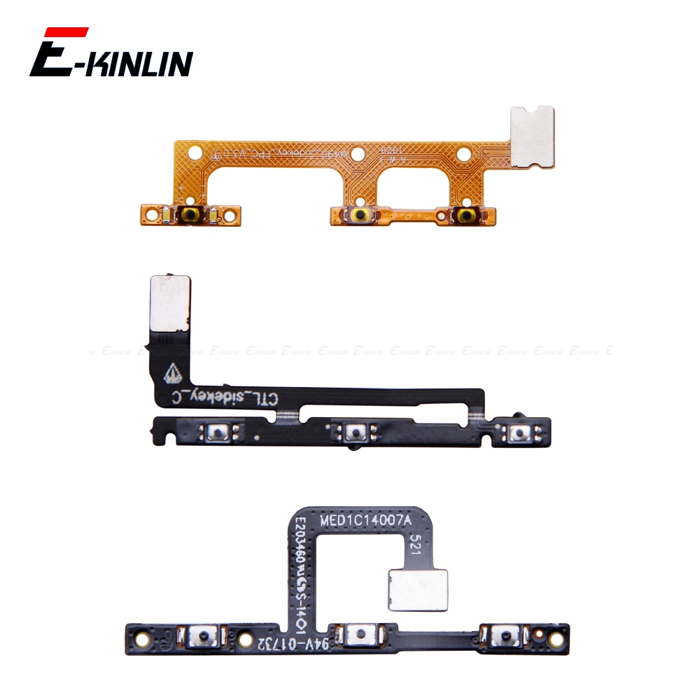 Switch Power ON OFF Key Mute Silent Volume Button Ribbon Flex Cable For Nokia 7 6.1 Plus 8 8.1 7.1 7.2 6.2 6 2017 2018 Parts