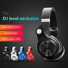 New Upgraded True Wireless Bluetooth Headset Bluediot2 + Upgrade Card FM Bluetooth 5.0 Stereo Music Headphone PTCS