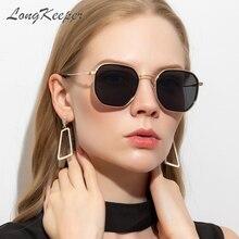 Солнцезащитные очки longkeeper в винтажном стиле для мужчин