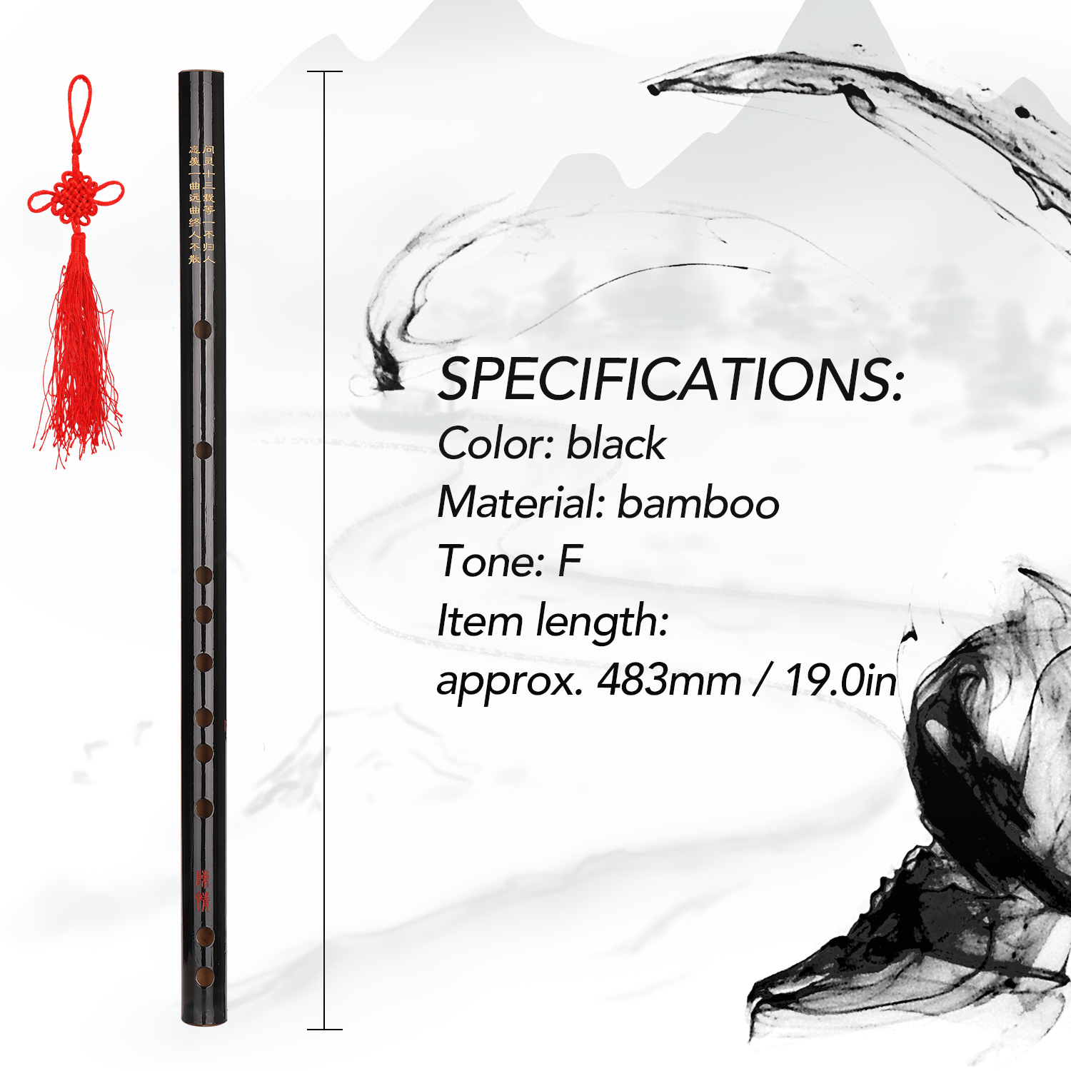 Bamboo Flute Woodwind Musical Instrument Beginner Learner Student Practice Training Traditional Handmade Bamboo Flutes Bamboo Flute Aliexpress