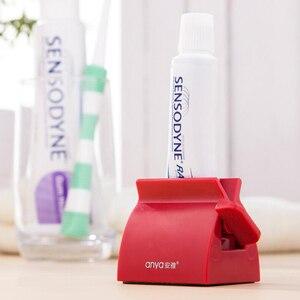 Многофункциональное устройство для зубной пасты, дозатор зубной пасты для очищения лица, ручная зубная паста для ленивых отжиманий