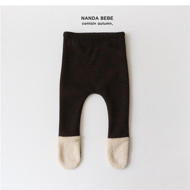 meninas meninos calcas leggings 0 2y 03