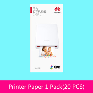 Original Zink 2*3 inch 50*76mm For Huawei Printer Photo Paper