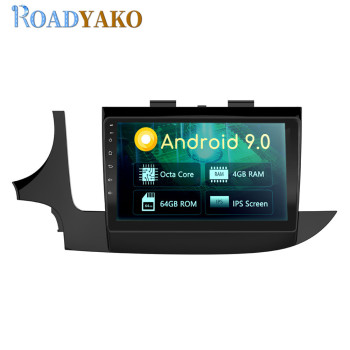 9'' Android Car panel GPS Navigation For Buick Encore 2016 - 2019 Stereo Car Radio Autoradio Multimedia player 2 Din image