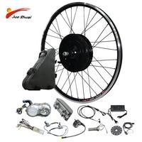 powerful 48v 1000w rear motor wheel with 48v 20ah lithium battery for electric bike brushless wheel for 26inch 700cc E bike