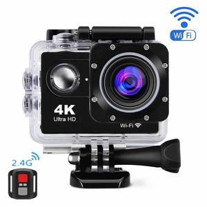 Ultra HD 4K 1080P WiFi 16 Megas Sports Action Camera Waterproof DVR Camcorder Waterproof Video Recording Cameras Sport Cam