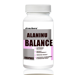 El BALANCE de 120 piezas de ALANI NUS ayuda con el equilibrio de la energía celular y el cromo soporta el equilibrio del azúcar en la sangre y la utilización de la glucosa.