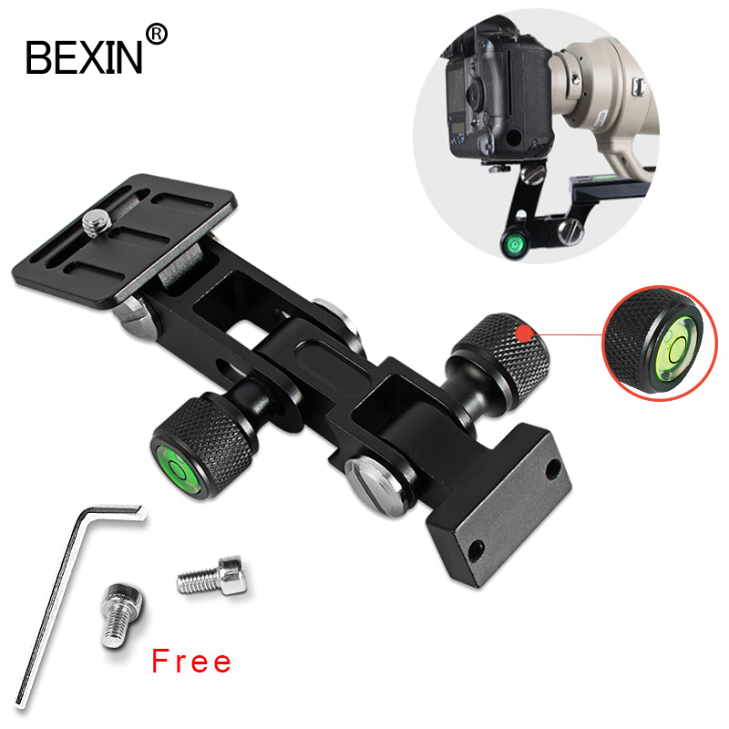 Acra Standard Camera 250mm telephoto Lens Holder Quick Release Plate clamp