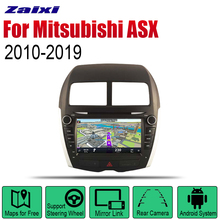 ZaiXi Auto Radio 2 Din Android Car DVD Player For Mitsubishi ASX 2010~2019 GPS Navigation BT Wifi Map Multimedia system Stereo