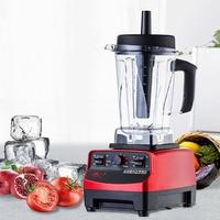 2L Multifunction Commercial Home Blender Mixer Shredder Chopper Mixer Juice Juicer Ice Smoothie Machine Food Processor 1500W|Blenders|   -