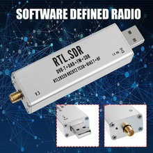 0.1Mhz-1.7Ghz Tcxo Rtl Sdr Ontvanger R820t2 Usb RTL-SDR Dongle Met 0.5ppm Tcxo Sma Mjzsee A300U Tester
