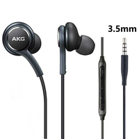Samsung Earphones EO IG955 AKG Headset In-ear 3.5mm / Type c Mic Wired for Galaxy S20 note10 S10 S9 S8 S7 xiaomi vivo smartphone 2