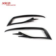 5G0853211H Front fog light frame Bumper Grills kit For V W Golf MK7.5 18 19 5G0853212H 5G0853665F