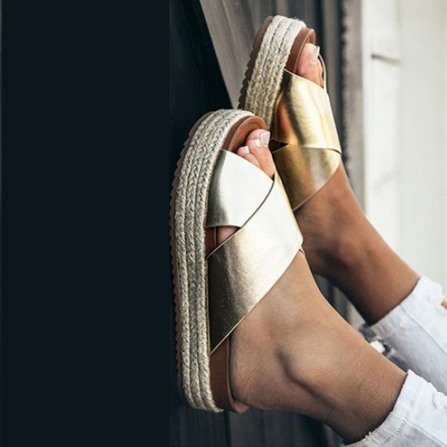 Open Toe high platform Sandals for summer 2