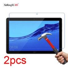 Защитная пленка для экрана из закаленного стекла для планшета Huawei Mediapad T1 T2 T3 T5 T10 T10S C5 M2 M3 M5 M6 lite 7 8 9,6 10,1 10,8 дюйма