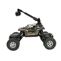 Remote Control Car Rc Mountain Bike 1:16 2.4G With Camera Wifi Mobile Phone Remote Control Four Drive Waterproof Climbing Car Br