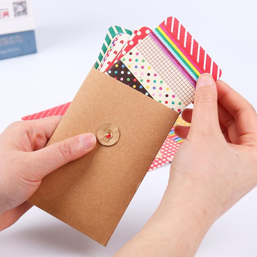 Scrapbooking Basic Masking Tape Craft Stickers Pack Decorative Labelling Art Adhesives 27 PCS