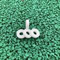 4 шт/10 шт 684 ZrO2 Полный керамический подшипник 4x9x2 5 мм циркониевые керамические Глубокие шаровые подшипники 4*9*2 5