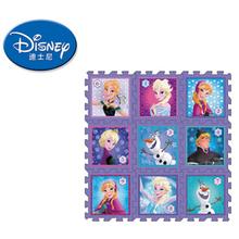 10pcs/pack  Mickey Minnie mat  Baby Children Play Floor Mat Frozen Mickey foam mat  Game mat  30x30cm per piece Crawling mat