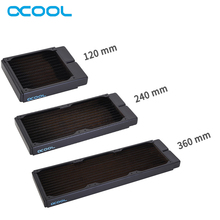 Thin Radiator Heat-Sink Water-Cooling-Build Alphacool Case Copper for Small G1/4--2 ST25