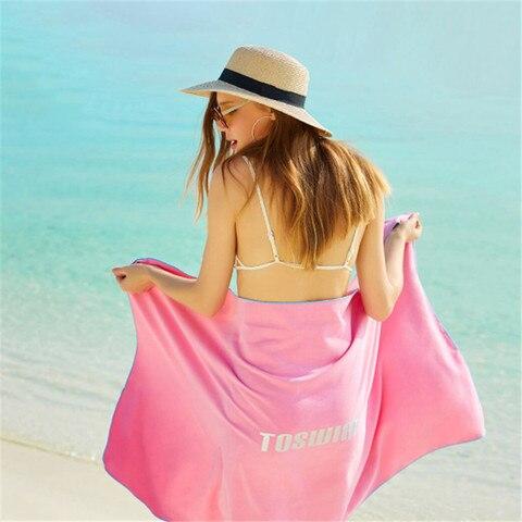 cooldry agua absorvente toalha de viagem ao