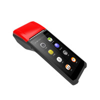 Android PDA All in One NFC POS Receipt Bill Thermal Bluetooth printer 58mm
