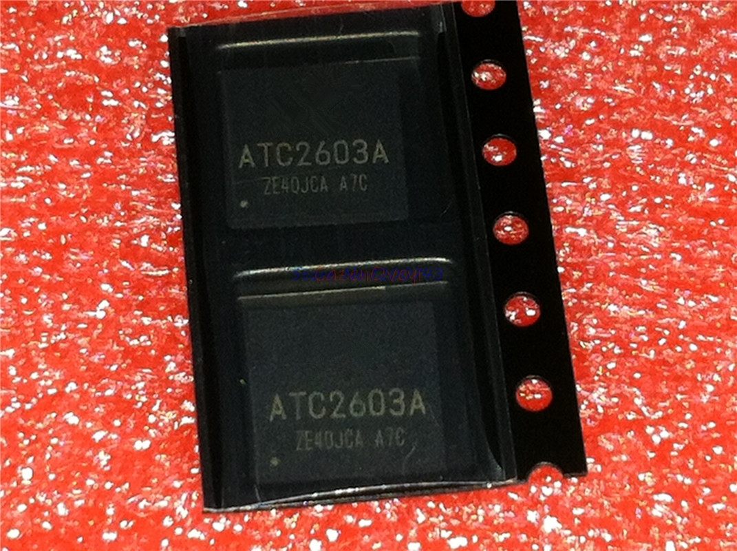 5pcs New ACTIONS ATC2603A ATC2603 QFN-68 IC for Tablet PC Repair