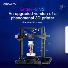 3D принтер CREALITY Ender3 V2,Ender3,Ender3 PRO 3D принтер FDM Origin CN /PLA ABS PETG 1,75 мм/из России