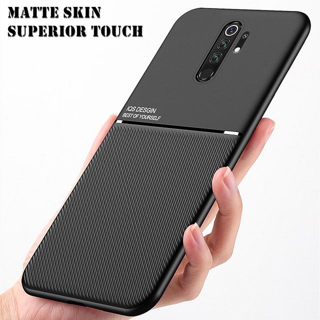 Противоударный Магнитный чехол для Xiaomi Mi 9T 10T 9 8 Lite Poco X3 NFC M3 A2 A1 Redmi Note 8 9 Pro 7 8T 9C 9S 9A 6