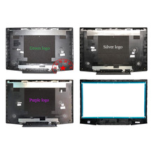 Laptop LCD Back Cover for HP Pavilion 15 15-CX TPN-C133 L20315-001 AP28B000130 Purple L20313-001 AP28B000120 Green L20314-001