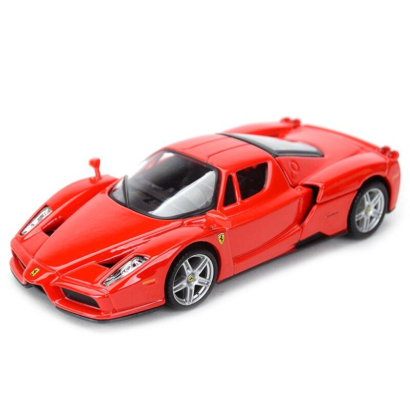 Bburago 1:32 ENZO Sports Car Static Simulation Diecast Alloy Model Car