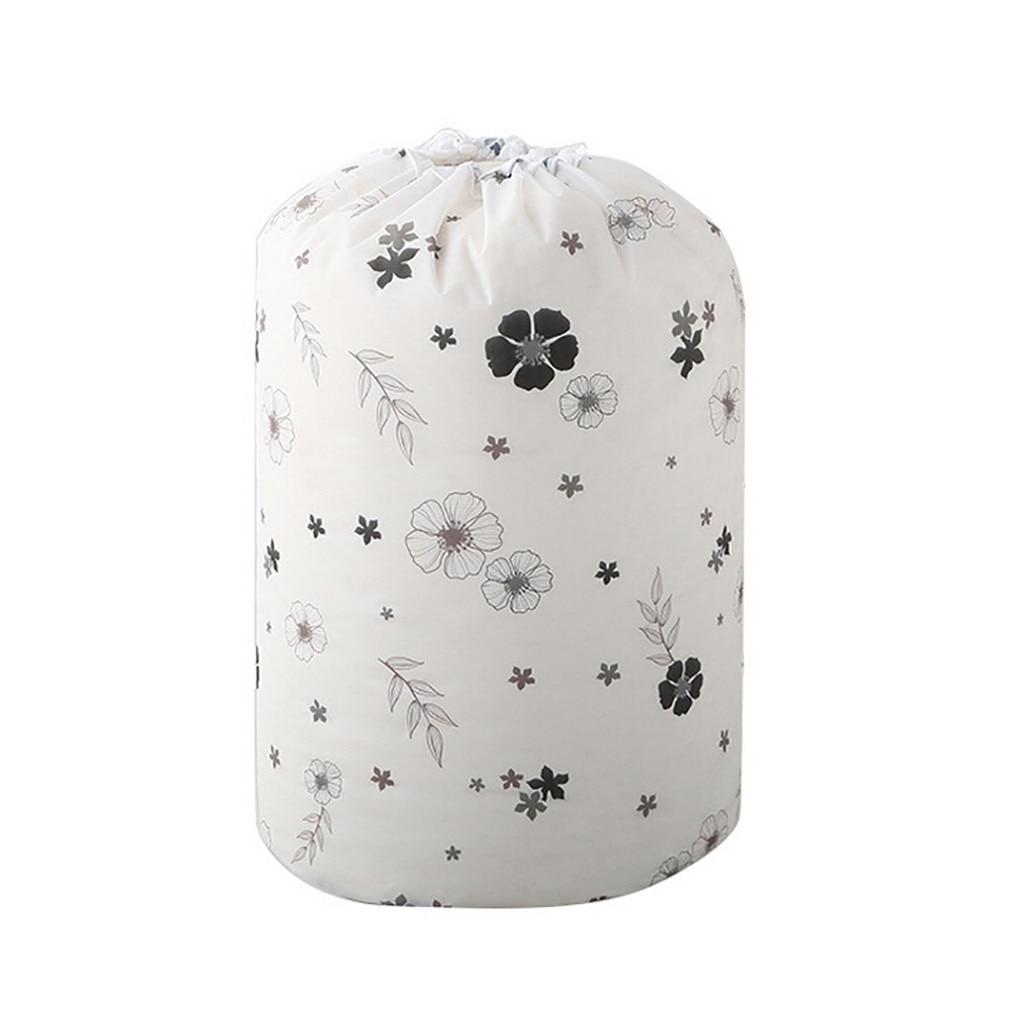 Складная домашняя сумка для хранения Контейнер для одежды одеяло шкаф Органайзер для свитера коробка, мешочек - Цвет: B1