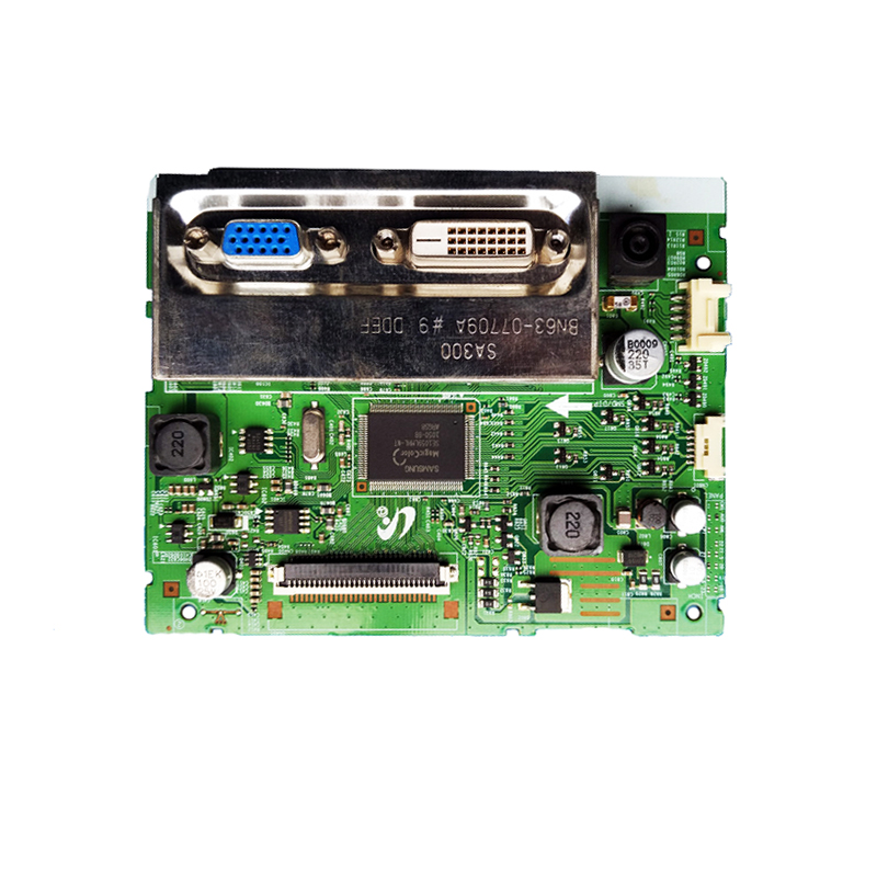 Vilaxh Original And Used S19A300B Drive Board For <font><b>Samsung</b></font> LS19A300 LS19A330BW <font><b>SA300</b></font> SA330 19inch Board Perfect Quality image