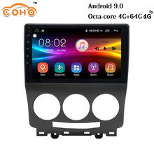 IPS DSP 1 din android 9,0 8-core GPS reproductor multimedia android reproductor de dvd del coche para 2010-2013 mazda 5 wifi G y 4G(China)