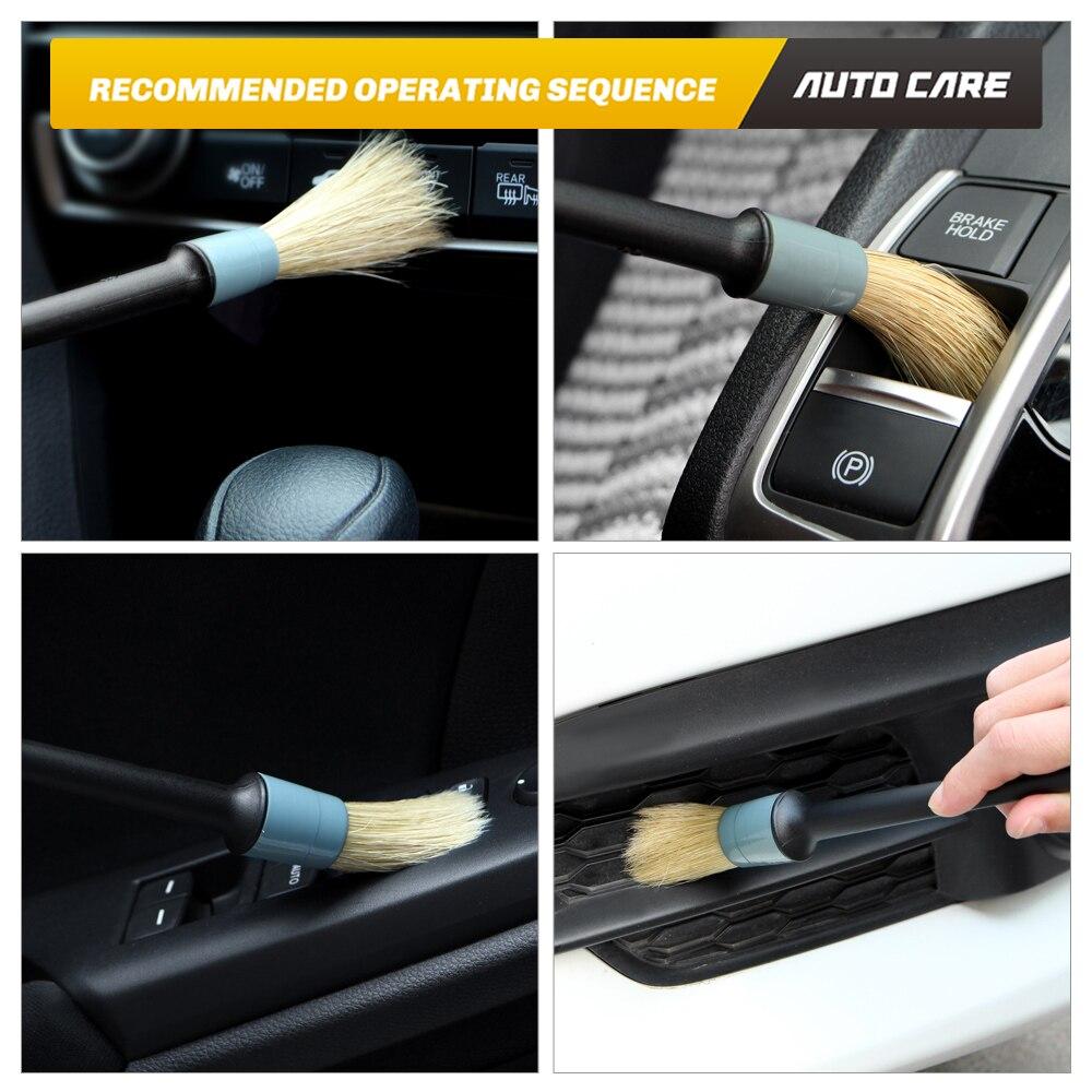 Air Vent And Dash Detailing Brush