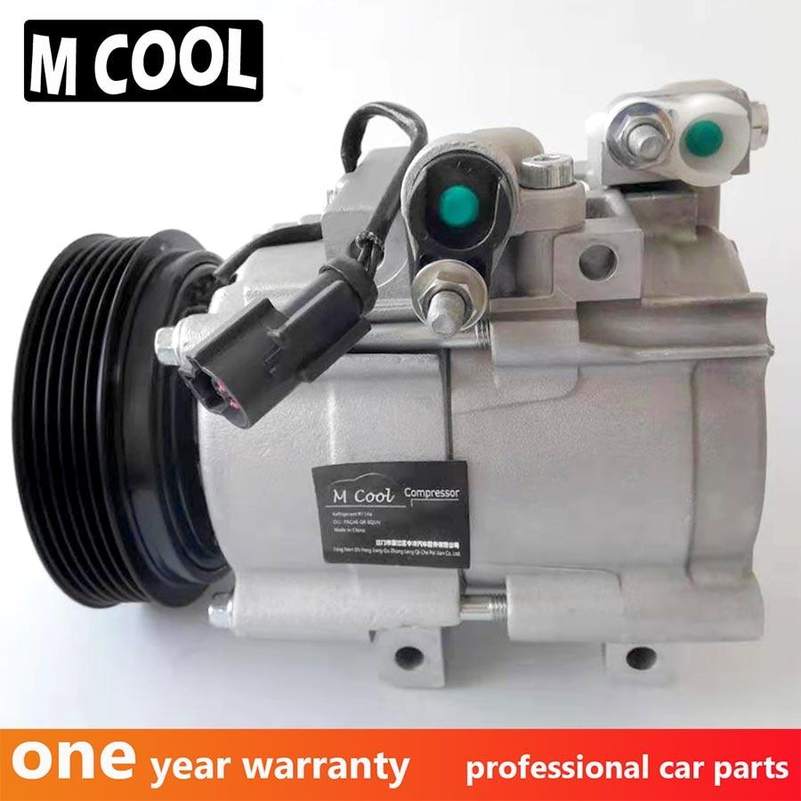 New Ac Compressor For Car Ford Escape 5l8419d629db 5l8z19703aa