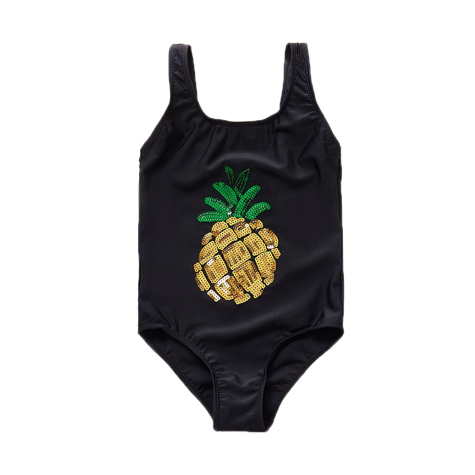 Hirigin Cute Fruit Swimming Suit Baby Kids Girls One Piece Swimwear 2020 Summer Beach Bathing Suit Bikini 7-13 Years Old Fits 3