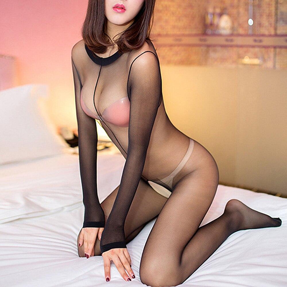 12 Styles Lingerie Sexy Sexy Sexy érotique soie body body Costumes pour les femmes entrejambe ouvert voir à travers nuisettes sous-vêtements